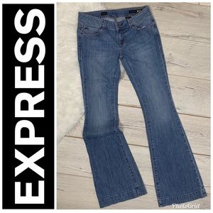 Express Fit and Flare Women's Jeans Size 6 - NWOT